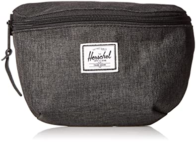 11d3d49249e Herschel Fourteen Waist Pack Black Crosshatch One Size