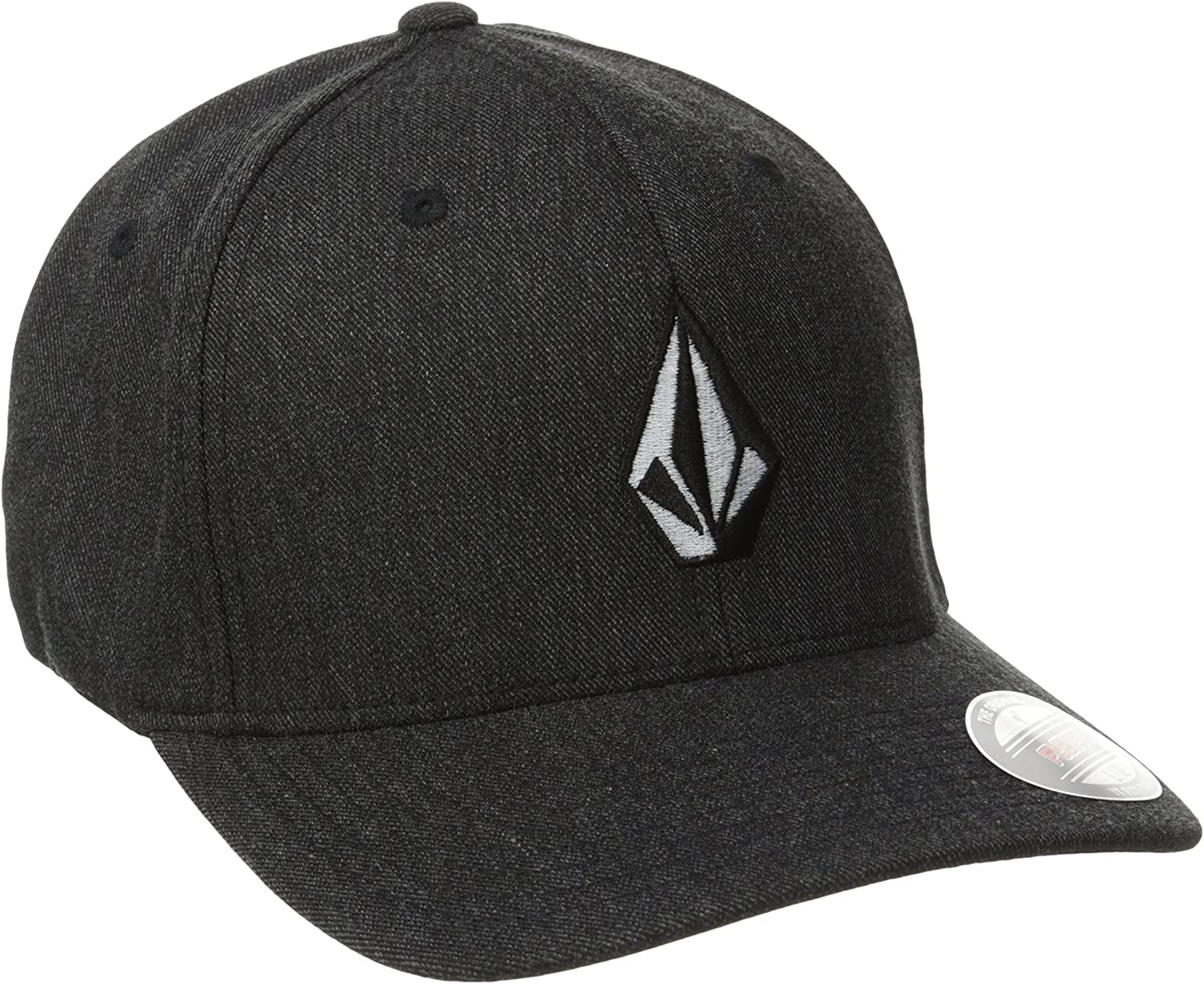 Volcom Men's Full Stone Flexfit Stretch Hat: Clothing