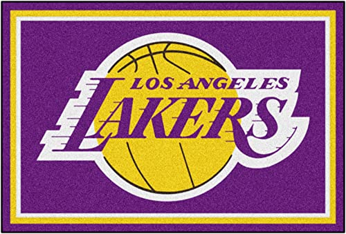 Fanmats Los Angeles Lakers Rug