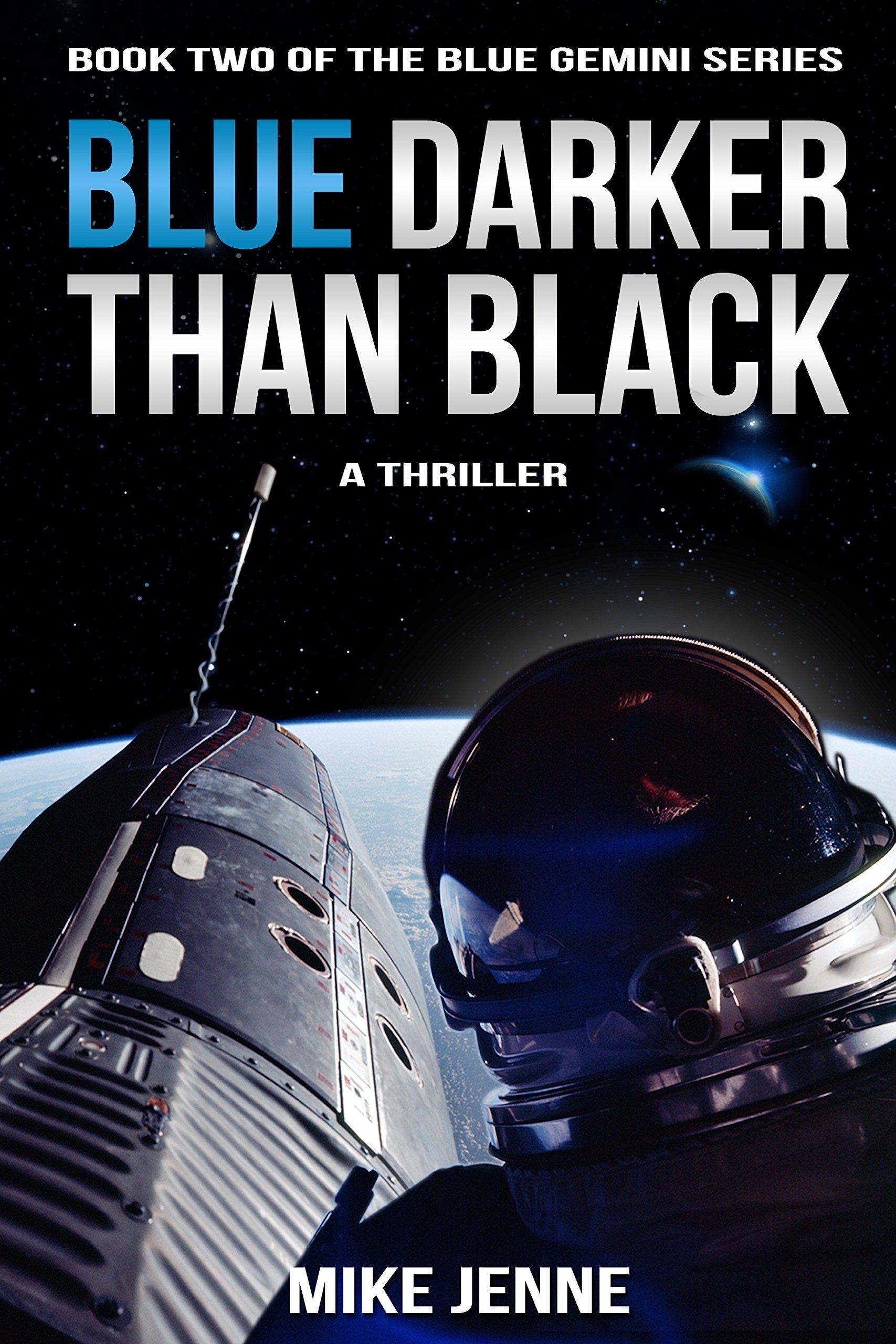 Blue Darker Than Black: A Thriller (Blue Gemini) pdf epub