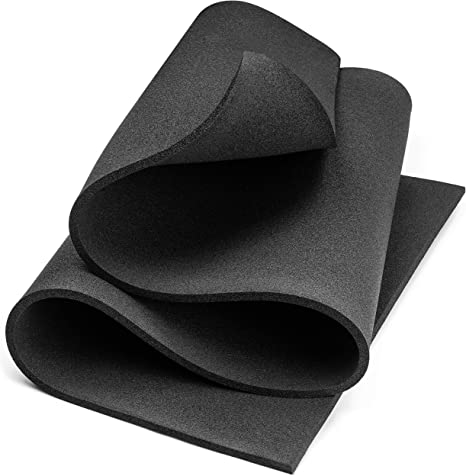 Sheet Made in the USA Second Skin Insulation OKP Water Resistant 3//8 Thick Second Skin OverKill Pro Closed Cell Sound Insulation Foam for Cars 9 Square Ft