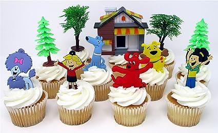 Amazon.com: Douglas Cuddle Toys Clifford – Perro tarta de ...