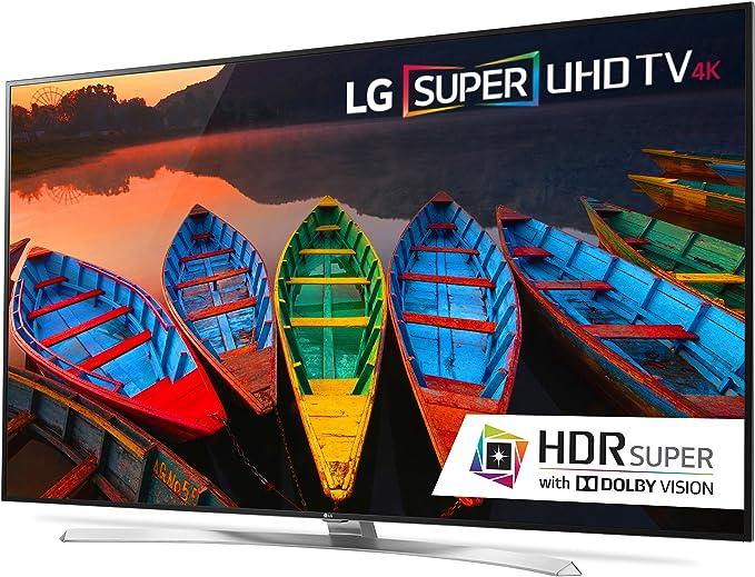 LG Electronics 75UH8500 TV LED 4K Ultra HD Smart de 75 Pulgadas (Modelo 2016): Amazon.es: Electrónica