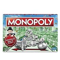 Hasbro C10091010 - Monopoly Classique Version 2017