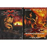 XXX , XXX State of the Union : XXX 2 Pack Collection