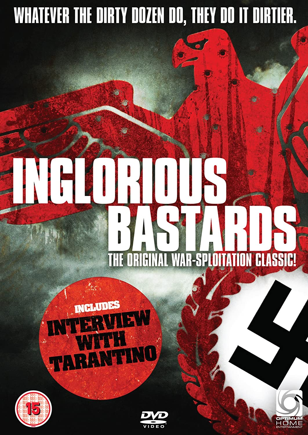 inglorious bastards dvd amazon co uk bo svenson peter hooten inglorious bastards dvd amazon co uk bo svenson peter hooten fred williamson michael pergolani jackie basehart enzo g castellari dvd blu ray