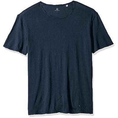 AG Adriano Goldschmied Men's Ramsey Short Sleeve Crew Neck Tee: Clothing