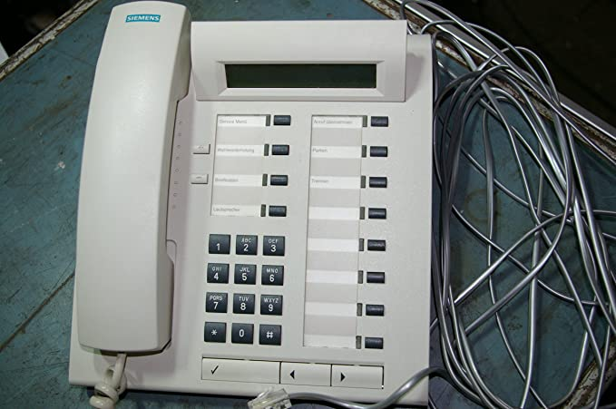 Siemens Optiset E standard Systemtelefon Hicom//Hipath ISDN Telefonanlage