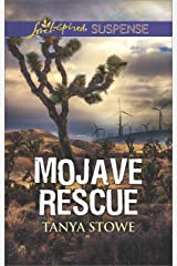 Mojave Rescue: Faith in the Face of Crime (Love Inspired Suspense) Kindle Edition