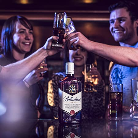 Ballantine`s Whisky - 1 x 0.7 l