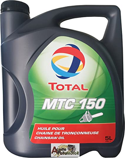 Total MTC 150 ACEITE MOTOSIERRA 5 LITROS: Amazon.es: Coche y moto