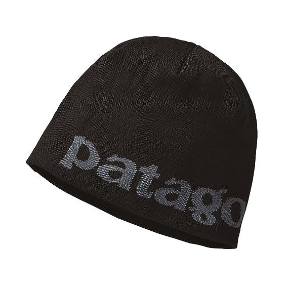 6b657f040b9 Patagonia Hats Recycled Beanie Hat - Cream  Amazon.co.uk  Clothing
