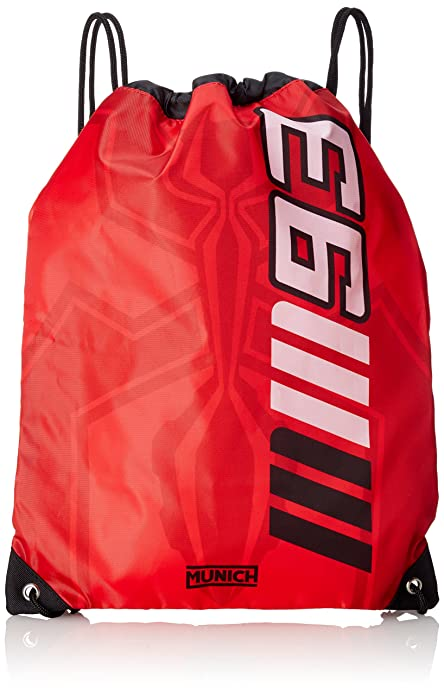 Munich Marc Marquez 93 Mochila Tipo Casual, 1.34 litros, Color Rojo: Amazon.es: Zapatos y complementos
