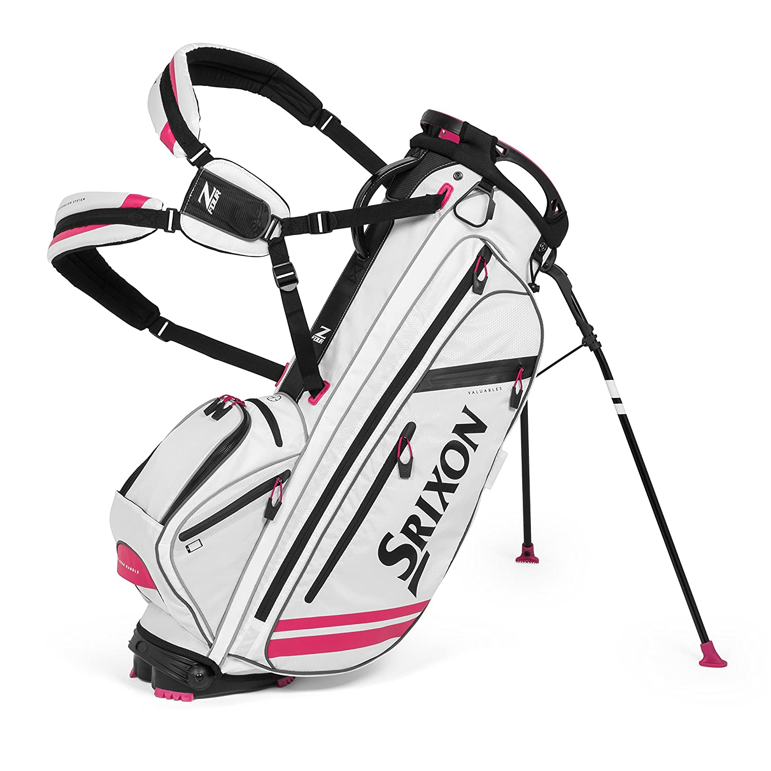 Amazon.com: Srixon Golf Z-Four - Bolsa con soporte para ...