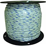 Field Guardian Polyrope, 1/4-Inch, White