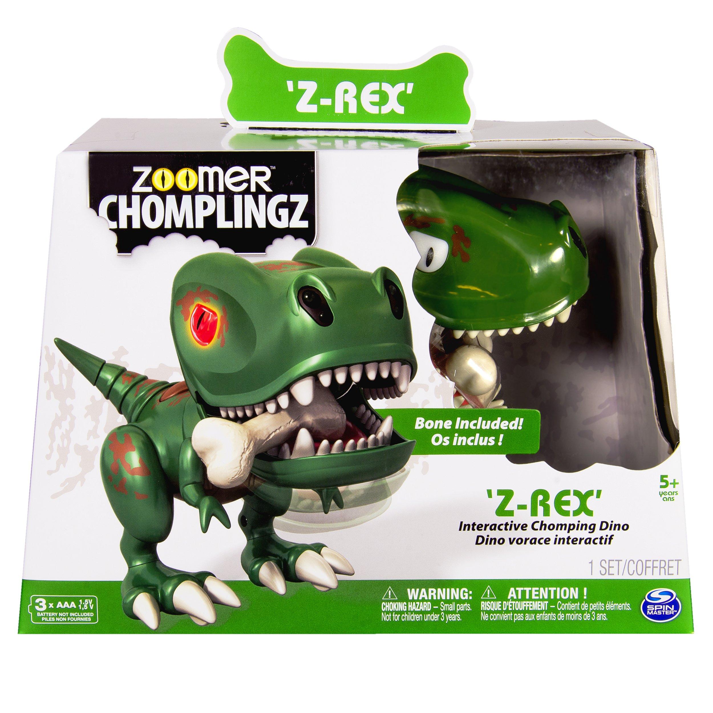 Zoomer Chomplingz – Z-Rex Interactive Dinosaur by zoomer (Image #2)