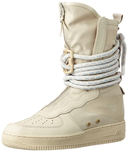 lowest price 30f8e e84a6 Nike Men s Sf Af1 Hi Gymnastics Shoes, Beige (Rattanrattanrattan), ...