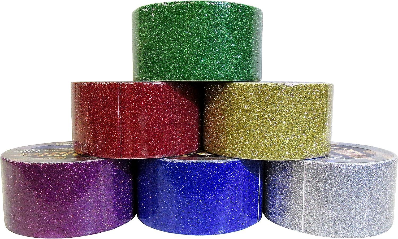 glitter masking tape