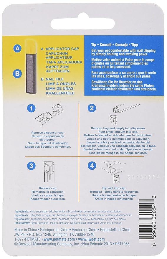 Amazon.com: JW Pet Company Styptic Powder, 2-Pack