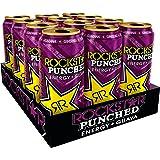 Rockstar Energy Drink Punched Guave, 12er Pack, Einweg (12 x 500 ml)