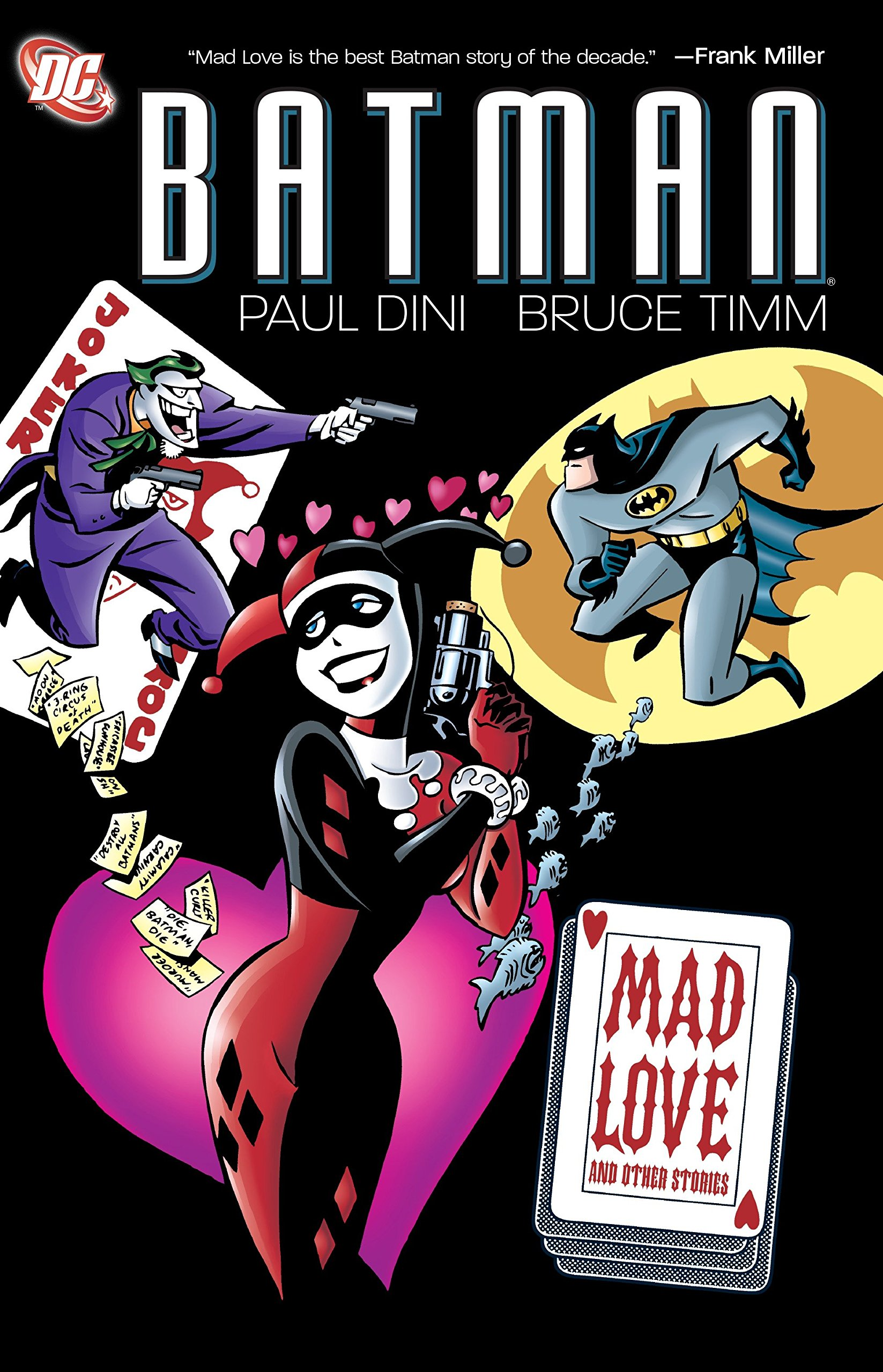 Batman Mad Love Other Stories