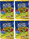 Jolly Rancher Fruit N' Sour Hard Candy in assorted fruit flavors, 3.8-Ounce B...