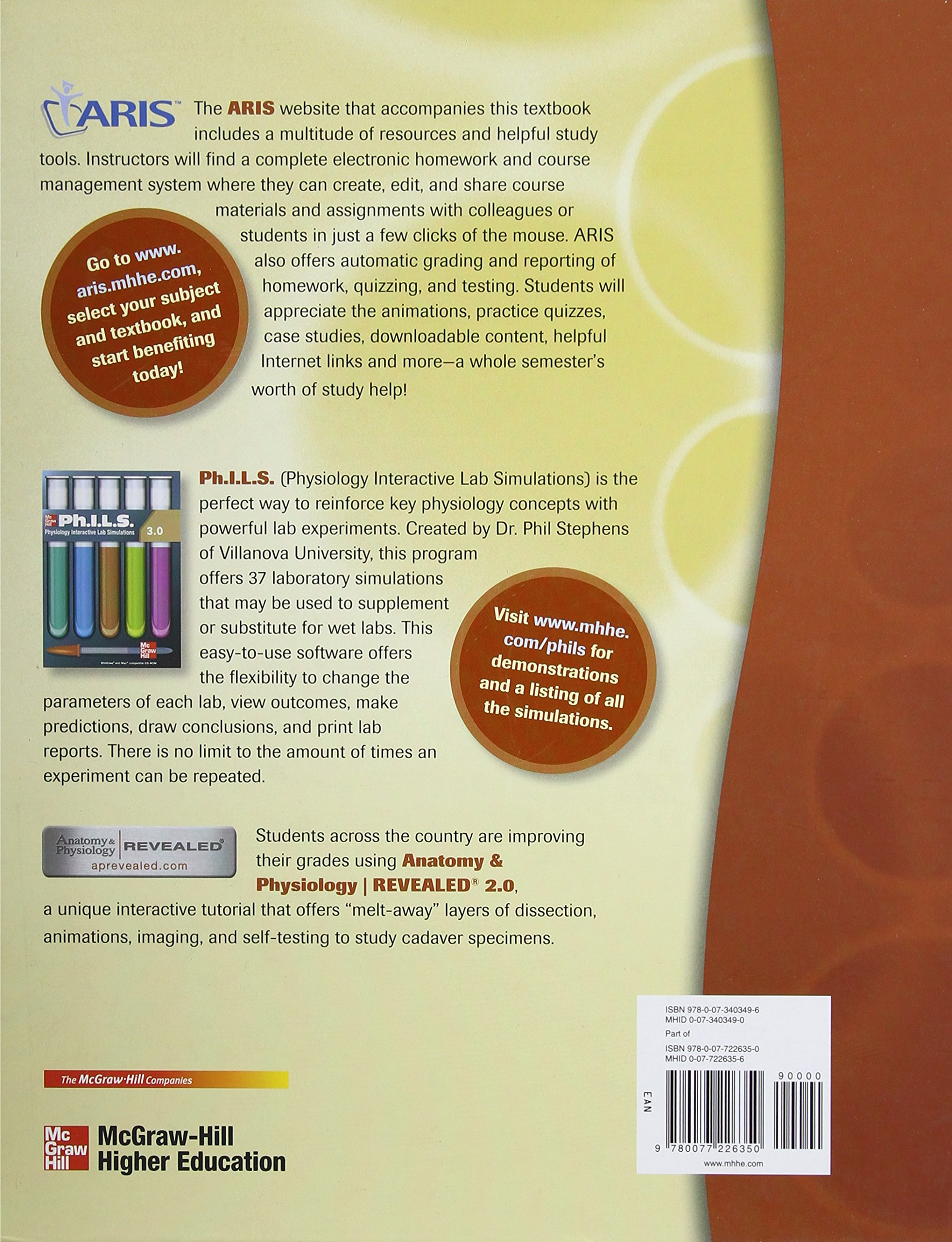 Fundamentals of Human Physiology: Stuart Ira Fox Dr.: 9780077226350 ...