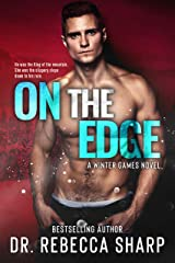 On the Edge: A Brother's Best Friend Romance (Winter Games Book 2) Kindle Edition