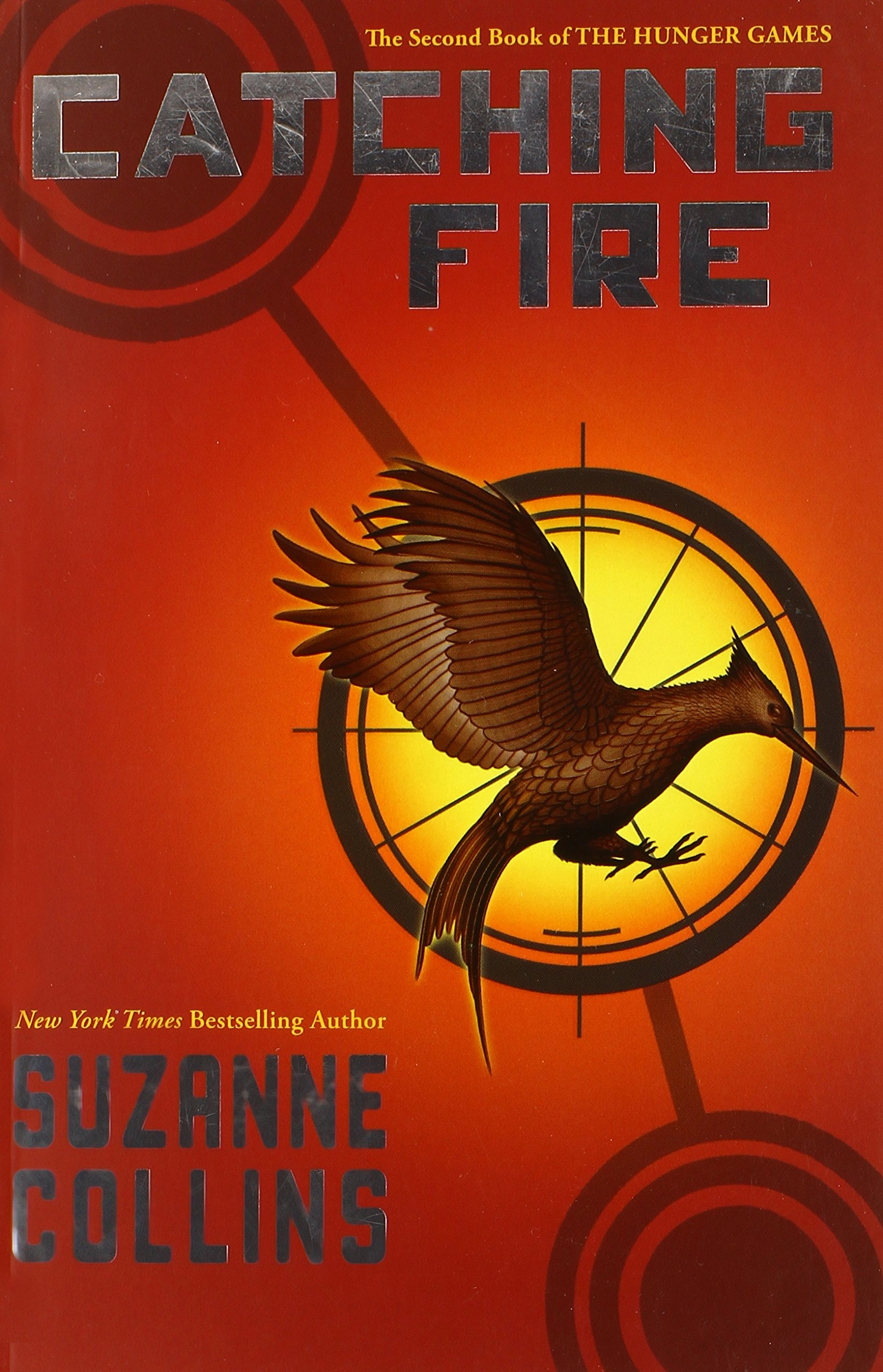 second book in the hunger games