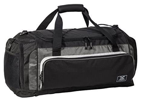 b36d58f41b47 Image Unavailable. Image not available for. Color  MIER Large Duffel Bag  Men s Gym Bag with Shoe Compartment