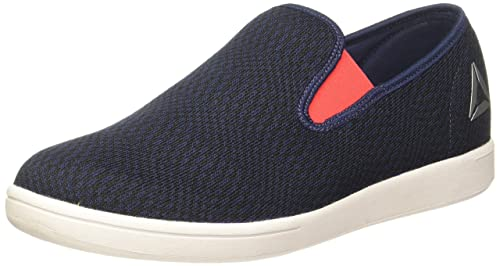 1f74b61ee9c76c Reebok Men s Tread Smooth Loafers and Moccasins  Buy Online at Low ...
