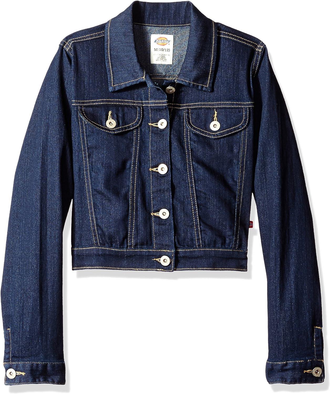 Dickies Girls Big Denim Jacket