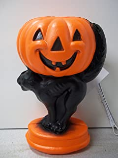 general foam halloween black cat blow mold