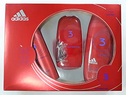 Adidas Estuche 3 Extreme EDT Spray 50 ml + Cool it Body ...