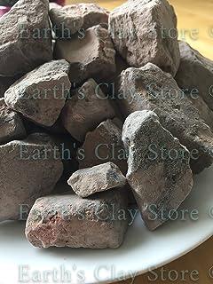 Red Nakumatt Clay - Natural Clay Chunks 100g