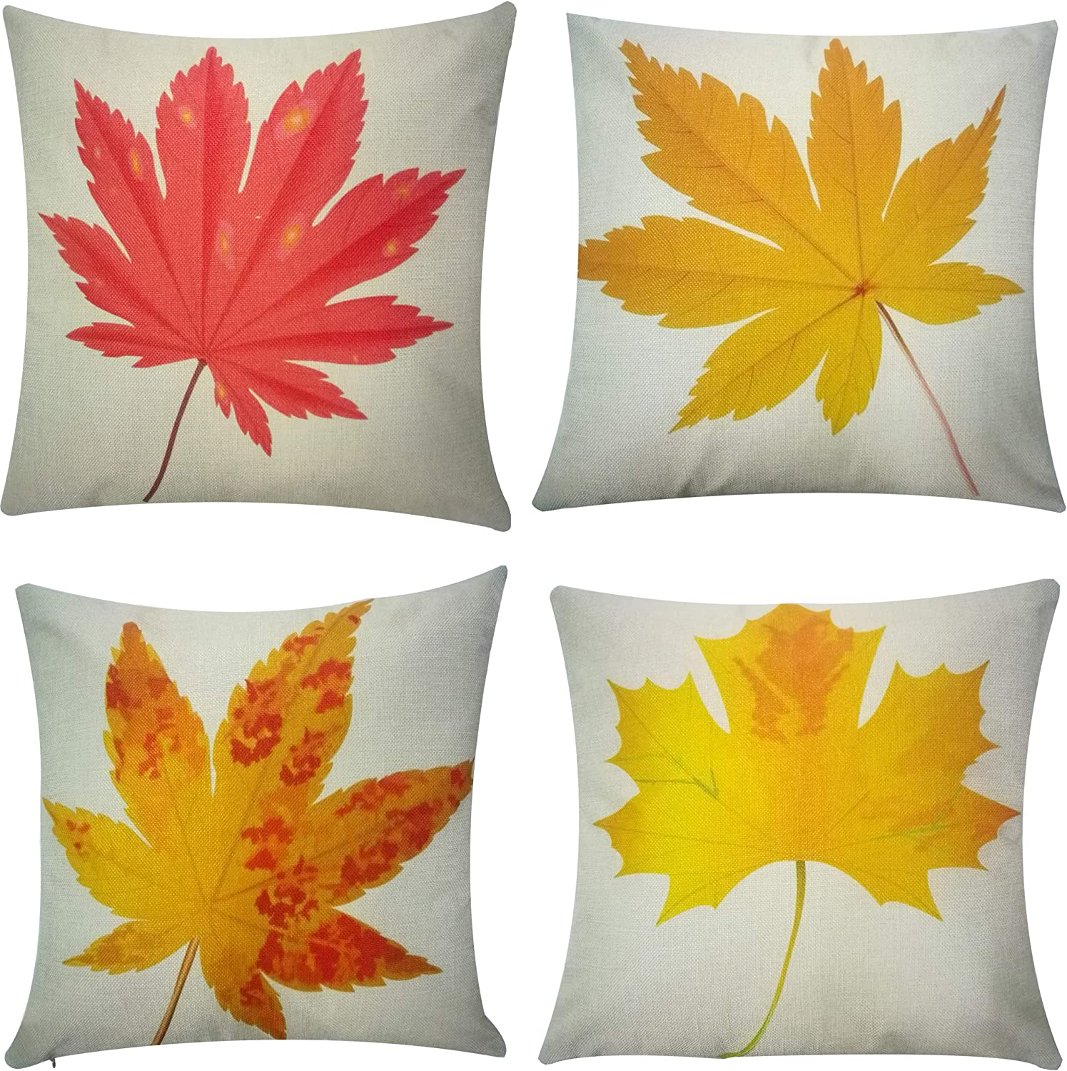 HOSL P45 Cotton Linen Thow Pillow Case Decorative Cushion Cover