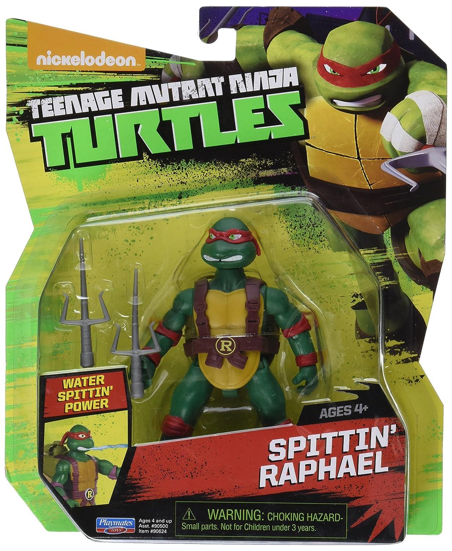 Teenage Mutant Ninja Turtles Classic Spittin Raphael Action ...