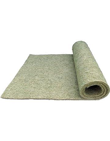 Roedores de alfombra de 100% de Cáñamo, 120 x 50 cm, 10 mm