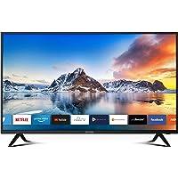 DYON Smart 40 XT 100 cm (40 tum) TV-apparat (Full-HD Smart TV, HD Triple Tuner (DVB-C/-S2/-T2), Prime Video, Netflix…