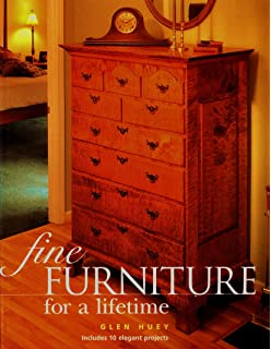 Glen Huey S Illustrated Guide To Building Period Furniture The