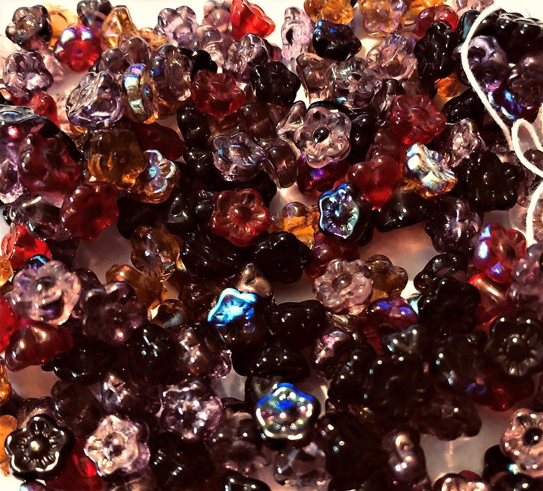100 Beads Mix Ivory /& Clear for hochzeitsdeko