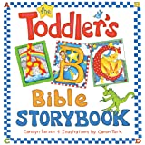 The Toddler's ABC Bible Storybook