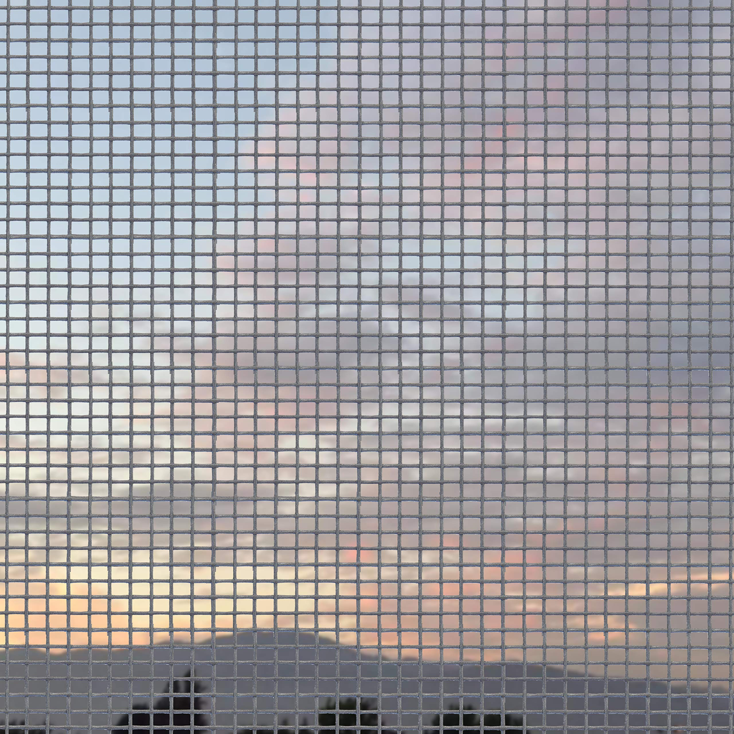 Window Screen Mesh Roll 36in x 100ft – Fiberglass Screen Replacement Mesh for DIY Projects (Grey Mesh) by LAZY DOG WAREHOUSE (Image #3)