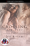 Crossing the Line (Romance on the Go Book 0)