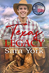 Texas Legacy (Texas Soul Book 6) Kindle Edition