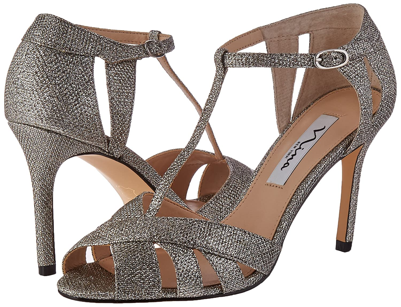 Nina Ricarda Steel Textile Sandale Steel Ricarda 1e5ef5