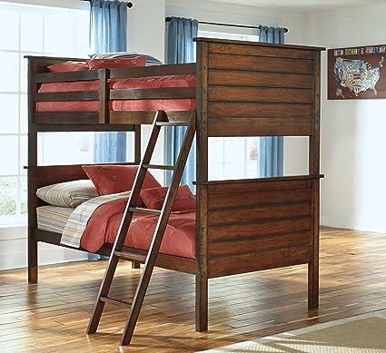 Amazon Com Ashley Furniture Signature Design Ladiville Twin Twin