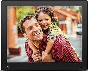 NIX Advance 15 Inch Hi-Res Digital Photo & HD Video (720p) Frame with Hu-Motion Sensor & 8GB USB Included (X15D)