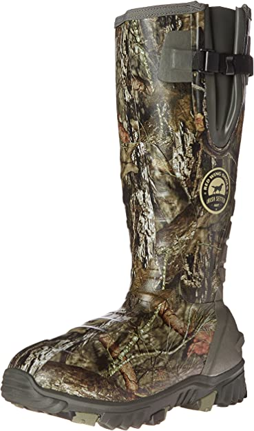 1200-Gram Rubber Hunting Boot