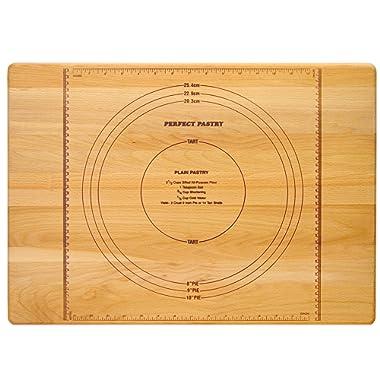 Catskill Craftsmen Reversible Perfect Pastry Board, 22  x 16  x 3/4